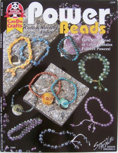 9781574218312: Power Beads Cord & Stretchy Elastic (Can Do Crafts)