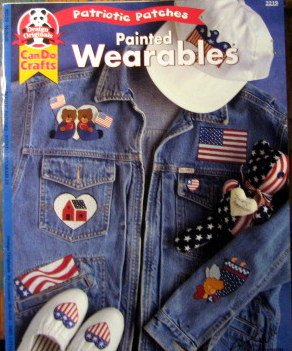 Patriotic Patches - Painted Wearables (Can Do Crafts) (1574218484) by Suzanne McNeill