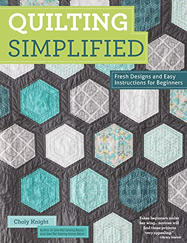 9781574219029: Quilting Simplified: Fresh Designs and Easy Instructions for Beginners