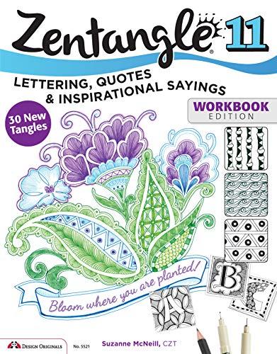 Zentangle 11, Workbook Edition: McNeill CZT, Suzanne