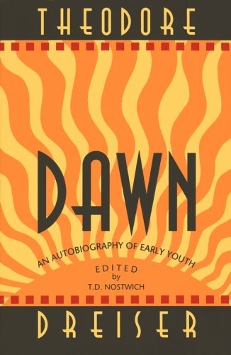 9781574230734: Dawn: An Autobiography of Early Youth
