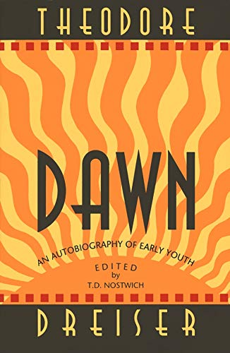 9781574230741: Dawn: An Autobiography of Early Youth