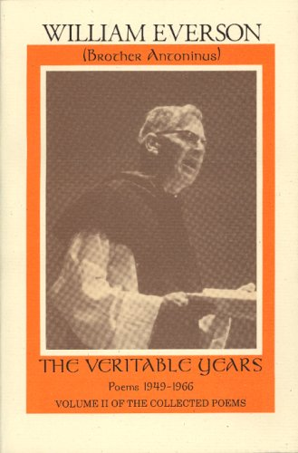 The Collected Poems. Volume Ii. The Veritable Years. 1949 - 1966. (Advance Copy)