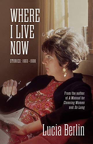 9781574230918: Where I Live Now: Stories 1993-1998