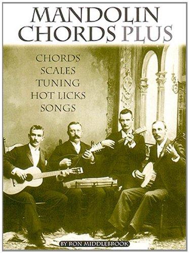 9781574240078: Mandolin Chords Plus: Chords, Scales, Tuning, Hot Licks, Songs