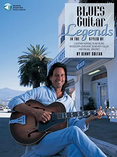 9781574240153: Blues Guitar Legends