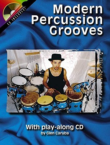 9781574240429: Modern Percussion Grooves