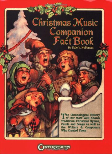 9781574240672: Christmas Music Companion Fact Book