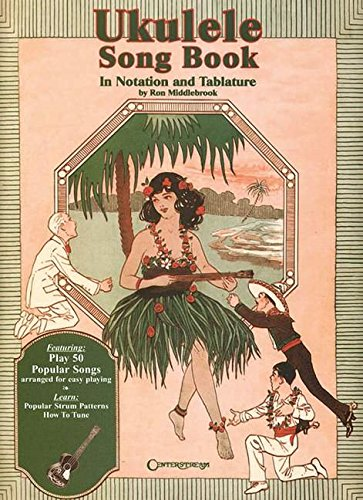 9781574240726: Ukulele Song Book: In Notation and Tablature