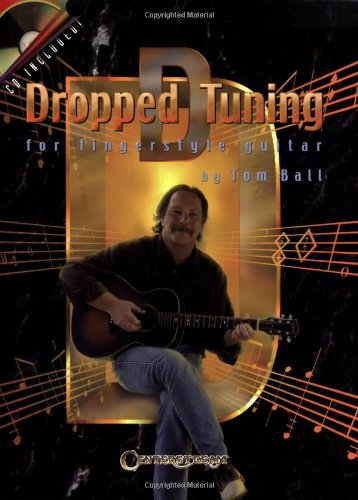 9781574241235: Dropped D Tuning for Fingerstyle Guitar (Guitar Instruction)