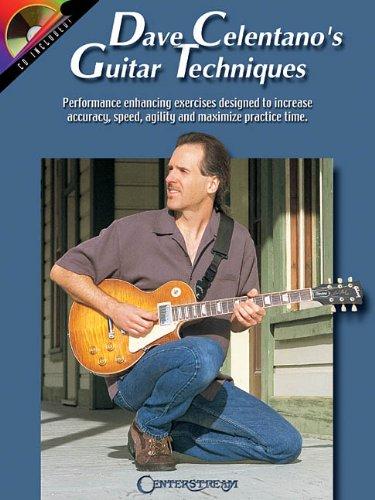 9781574241273: Dave Celentano's Guitar Techniques