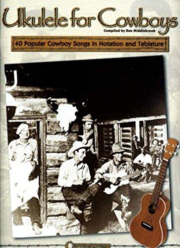 9781574241716: Ukulele for Cowboys