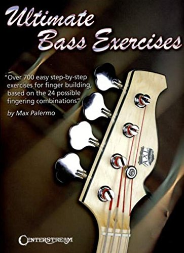 9781574242089: Ultimate Bass Exercises