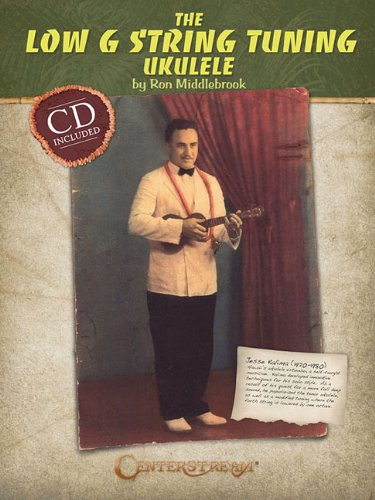 9781574242690: The Low G String Tuning Ukulele (Softcover Book And Cd)