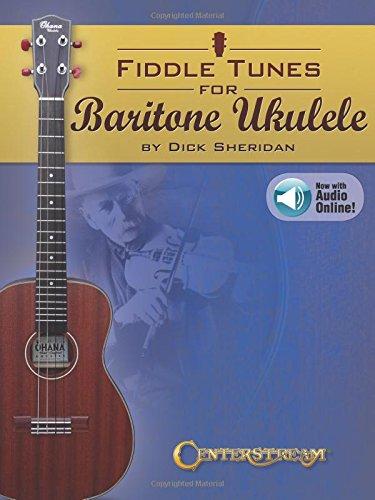 9781574243239: Fiddle Tunes for Baritone Ukulele