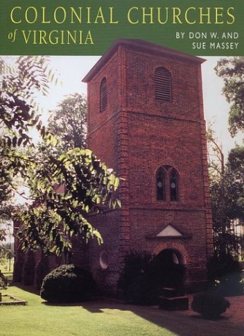 9781574271362: Colonial Churches of Virginia