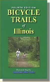9781574301311: Bicycle Trails of Illinois