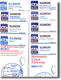 9781574301663: Best of Illinois Trails