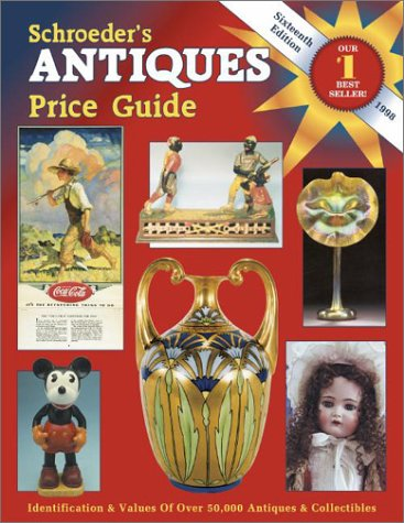 9781574320251: Schroeder's Antiques Price Guide