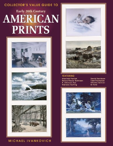 9781574320343: Collectors Guide to Early Twentieth Century American Prints