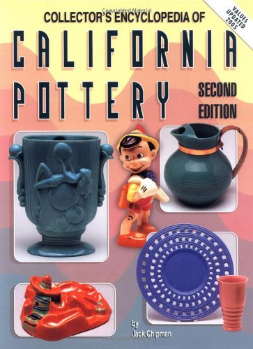 9781574320374: Collectors Encyclopedia of California Pottery, 2nd Edition