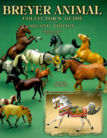 9781574321357: Breyer Animals Collector's Guides: Identification and Values (Breyer Animal Collector's Guide, 2nd)