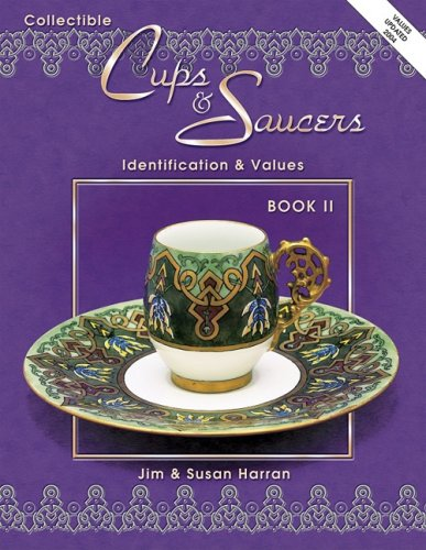 9781574321555: Collectible Cups and Saucers: Bk. 2: Identification and Value Guide (Collectible Cups & Saucers)