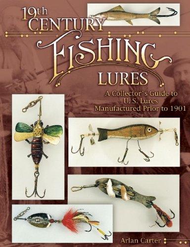 19TH CENTURY FISHING LURES: ARLAN CARTER