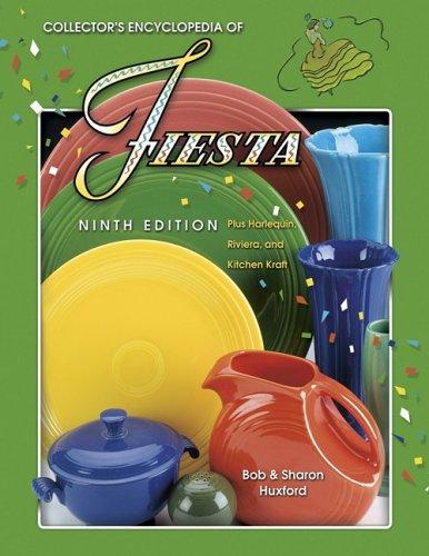 9781574322125: Collectors Encyclopedia of Fiesta