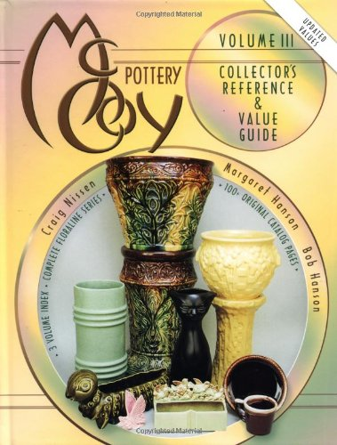 9781574322521: McCoy Pottery: Collector's Reference and Value Guide, Vol. 3