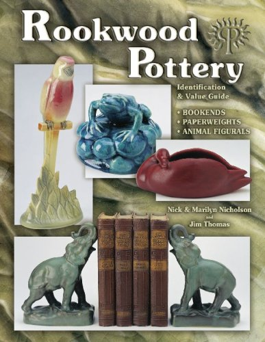9781574322866: Rookwood Pottery, Identification & Value Guide, Bookends, Paperweights & Animal Figurals