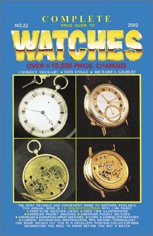 9781574322910: Complete Price Guide to Watches