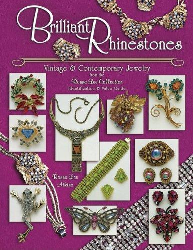 9781574322958: Brilliant Rhinestones Vintage & Contemporary Jewelry