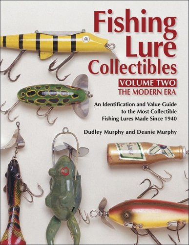 9781574323146: 2: Fishing Lure Collectibles: The Modern Era : An Identification and Value Guide to the Most Collectible Fishing Lures Made Since 1940