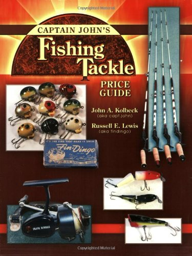 9781574323207: Captain John's Fishing Tackle: Price Guide