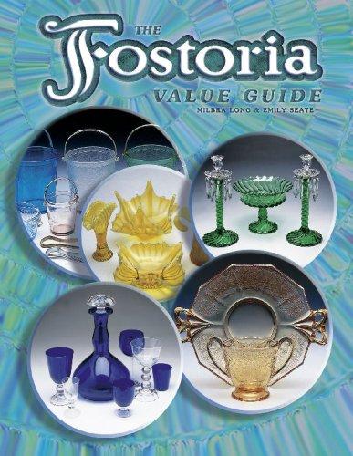 9781574323214: The Fostoria Value Guide