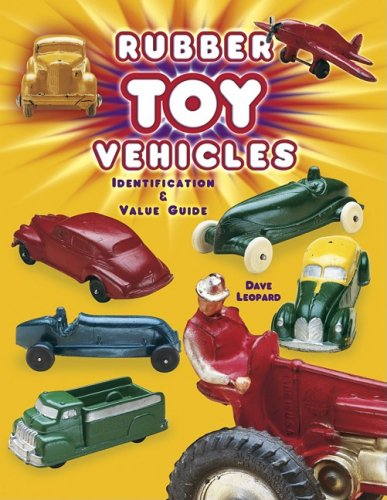 Rubber Toy Vehicles: Dave Leopard,