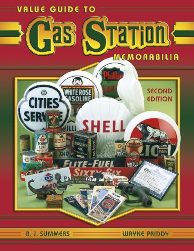 9781574324402: Value Guide to Gas Station Memorabilia