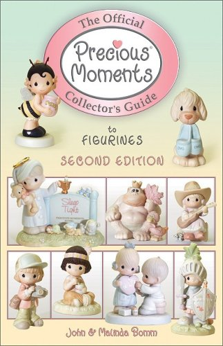 The Official Precious Moments Collectors Guide to: Malinda Bomm; John