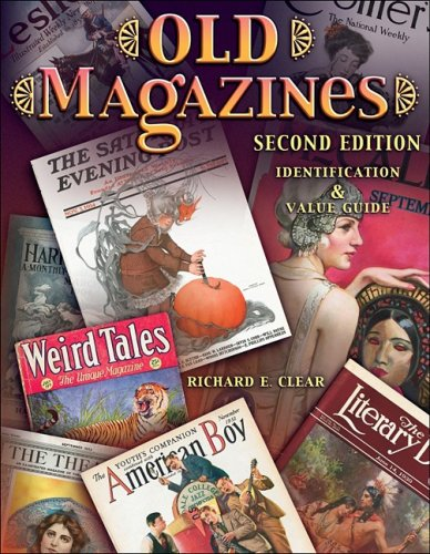 9781574325010: Old Magazines (Old Magazines: Identification & Value Guide)