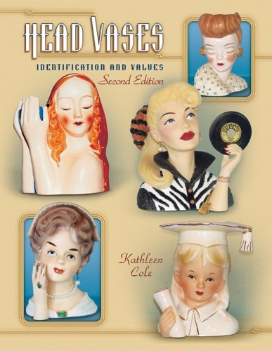 9781574325171: Head Vases: Identification and Values, 2nd Edition
