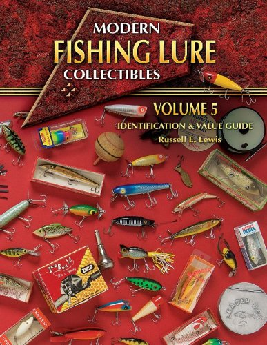 Modern Fishing Lure Collectibles, Vol. 5: Identification & Value Guide: Lewis, Russell E.