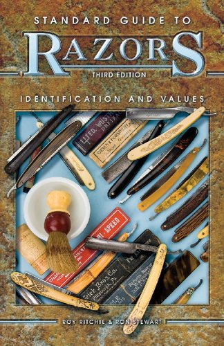 9781574325508: Standard Guide to Razors: Identification and Values