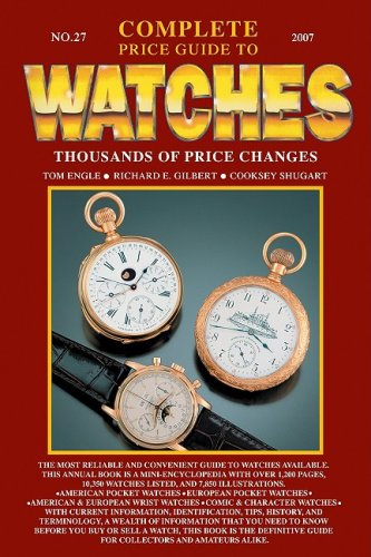 9781574325539: Complete Price Guide to Watches