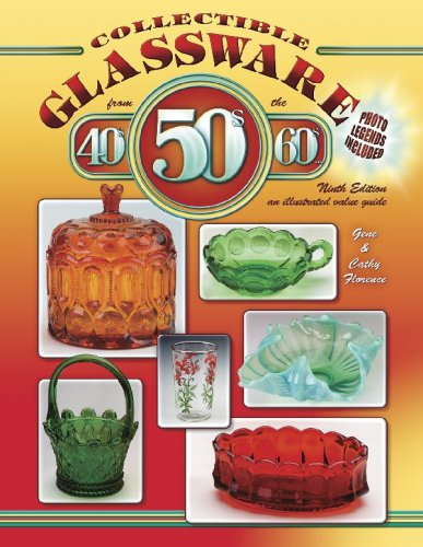 9781574325577: Collectible Glassware from the 40s, 50s & 60s
