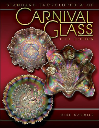 9781574325775: Standard Encyclopedia of Carnival Glass Price Guide