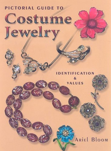 9781574325799: Pictorial Guide to Costume Jewelry: Identifications & Values