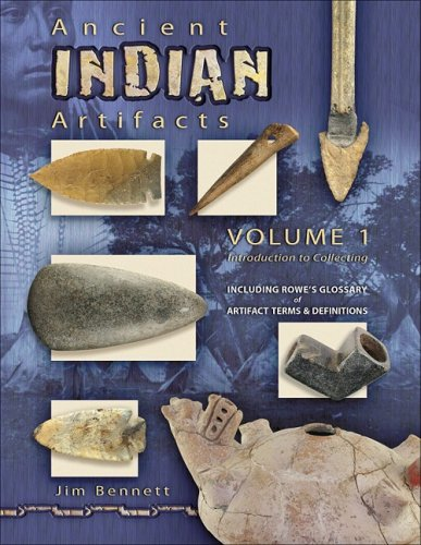 9781574325850: Ancient Indian Artifacts Volume 1 Introduction to Collecting