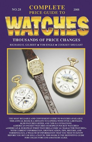 9781574325928: Complete Price Guide to Watches: Number 28