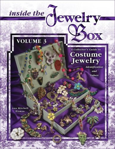Inside The Jewelry Box, Vol 3 (Jewelry Box: A Collector's Guide to Costume Jewelry): Mitchell ...